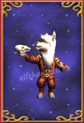 Wizard101 Life Pet Sareph
